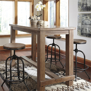 Ashley Signature Pub Table Set