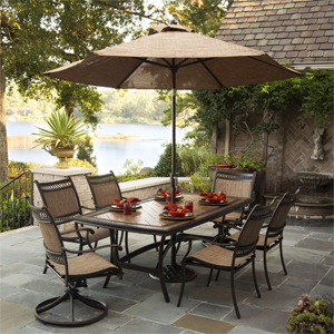 Agio Maguire Outdoor Dining Set